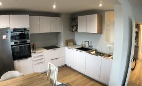 Rénovation d'un appartement à Cran Gevrier La Maison Des Travaux d'Annecy